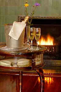 A Touch of Romance Package - Victoria B & B