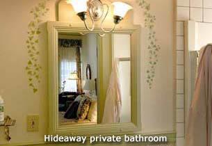 Hideaway Guest Room